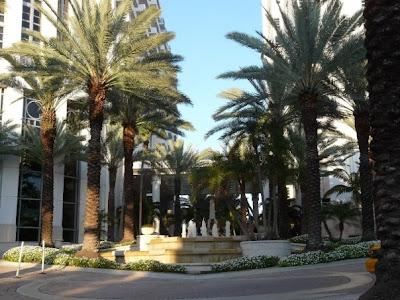 promenade sur Ocean Drive Miami