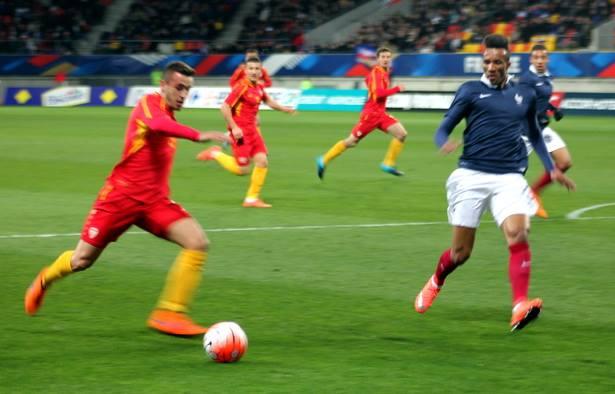 Fußball - U21 bleibt im EM Rennen