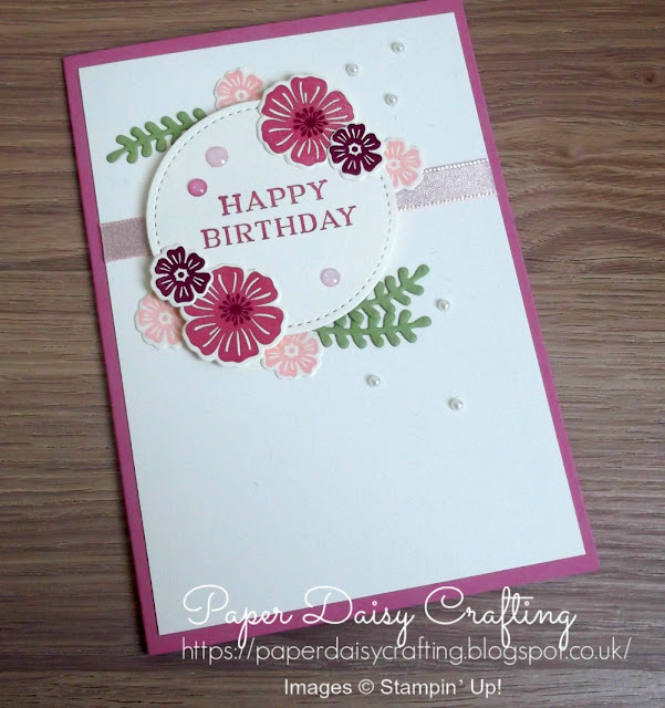 Bouquet bunch bundle from Stampin' Up!