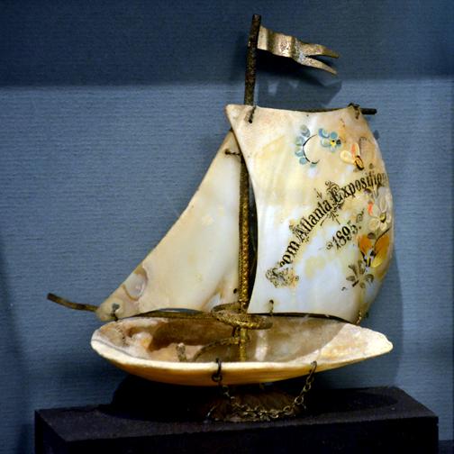 Atlanta in 50 Objects | Atlanta History Center | 1985 Exposition