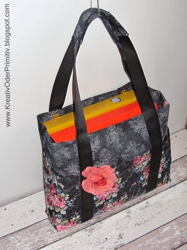 Kreativ oder Primitiv?: Rosa, die schlichte Platzwundertasche