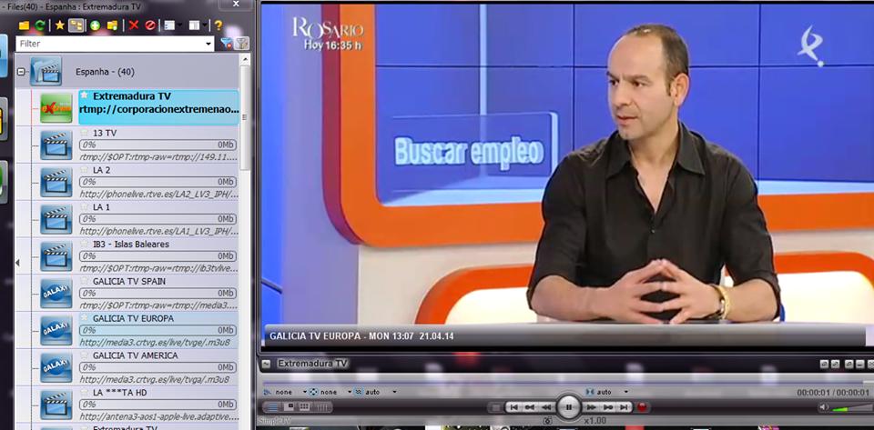 شرح تحميل النسخة الاخيرة من برنامج SIMPLE TV 2014