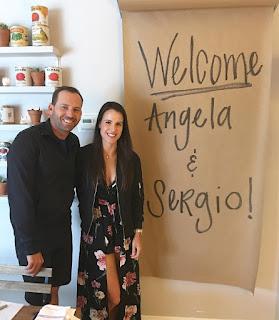 Sergio Garcia Angela Akins