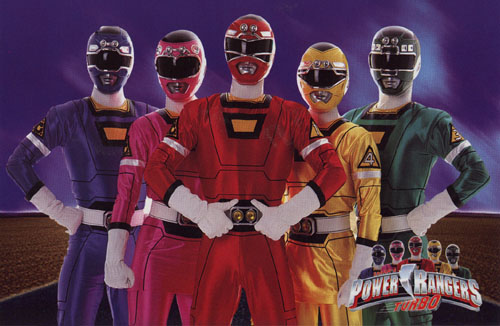 Ver Power Rangers Turbo Capitulo 17 Online Latino