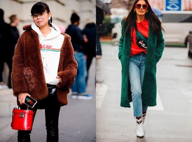 Women's Street Style Fashion Winter 2019