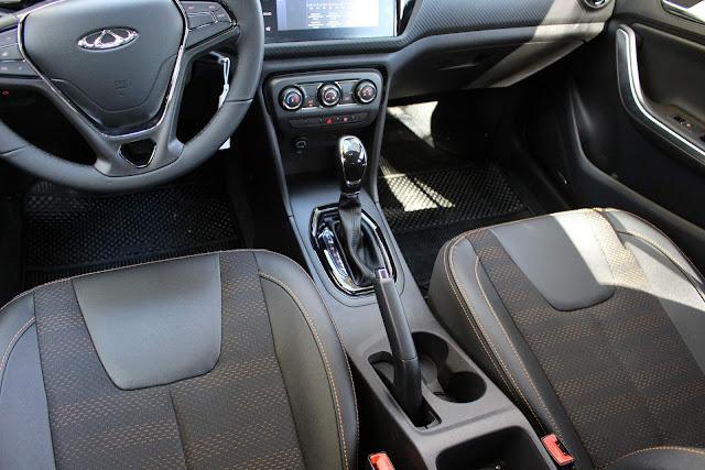 Chery Tiggo 2 Automático - interior
