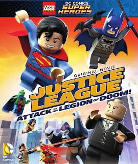 Lego DC Super Heroes Justice League Attack of the Legion of Doom (2015) เลโก้ แบทแมน: จัสติซ ลีก ถล่มกองทัพลีเจียน ออฟ ดูม