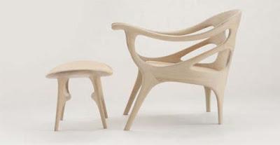 diseño de mesas y sillas