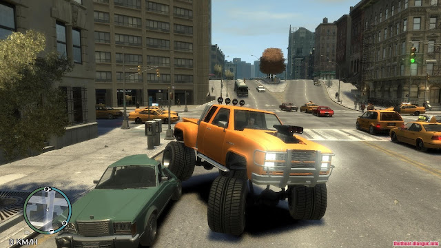 Grand Theft Auto IV (GTA 4) Download Highly Compressed