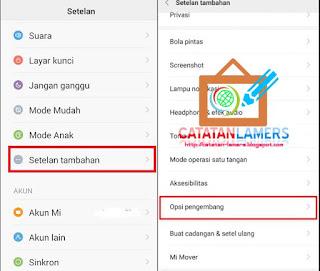 Tutorial Unlock Bootloader (UBL) Xiaomi Redmi Note 4x