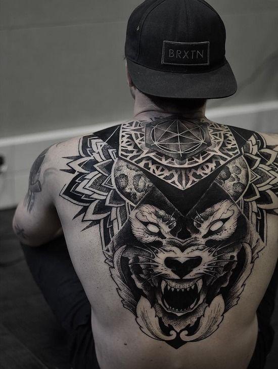 Macho Moda Blog De Moda Masculina Tatuagem Na Nuca