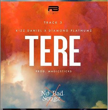 Music: Kizz Daniel - Tere ft. Diamond Platnumz