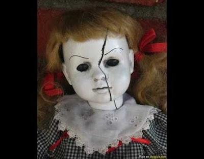 leyenda muñeca de porcelana