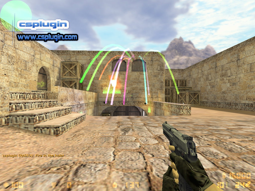 cs 16 clustergrenade counter strike plugins
