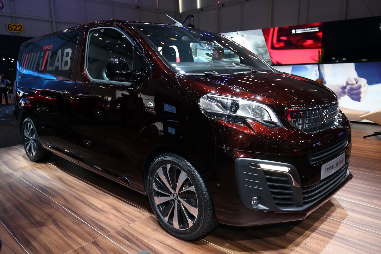 Peugeot Traveller đực đoán sẽ tạo cơn sốt trong thị trường Minivan