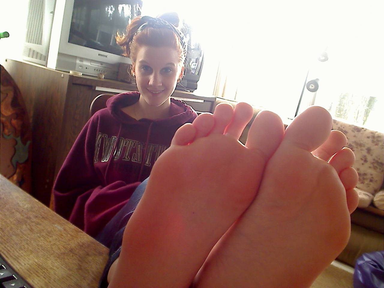 Amateur Teen Feet 43