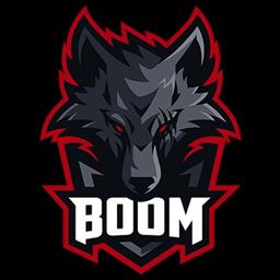 logo boom esport