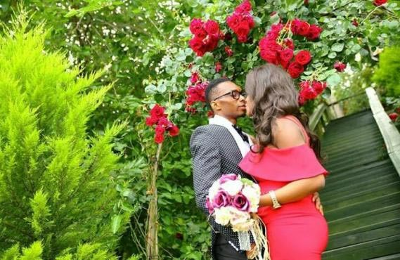 Check out the adorable pre-wedding photos of Uche Kalu and his pretty wife-to-be