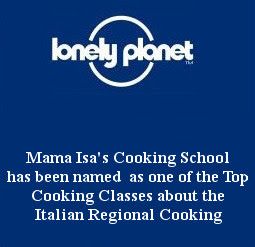 Press and Release about our cooking classes in Italy - Lonely Planet