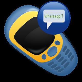 Whatsapp en clase