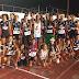 Atletismo da EAF conquista 32 medalhas nos jogos escolares em Salvador