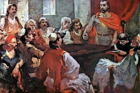 Epopeja e fisit Shqyptar Skenderbeu