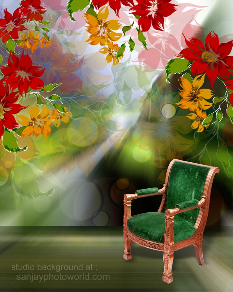 Sanjay Photo World Psd Studio Backgrounds Vol 10