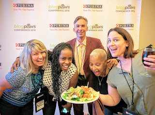 BlogPaws, the premier online social media company for pet bloggers and social media influencers hosts an annual conference