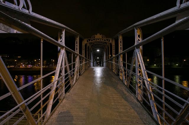 Ponte Mozartsteg-Salisburgo