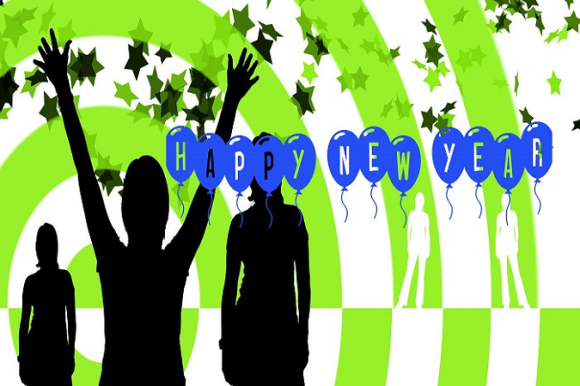 Happy New Year 2016 Greetings Images High Resolution for Friends & Love