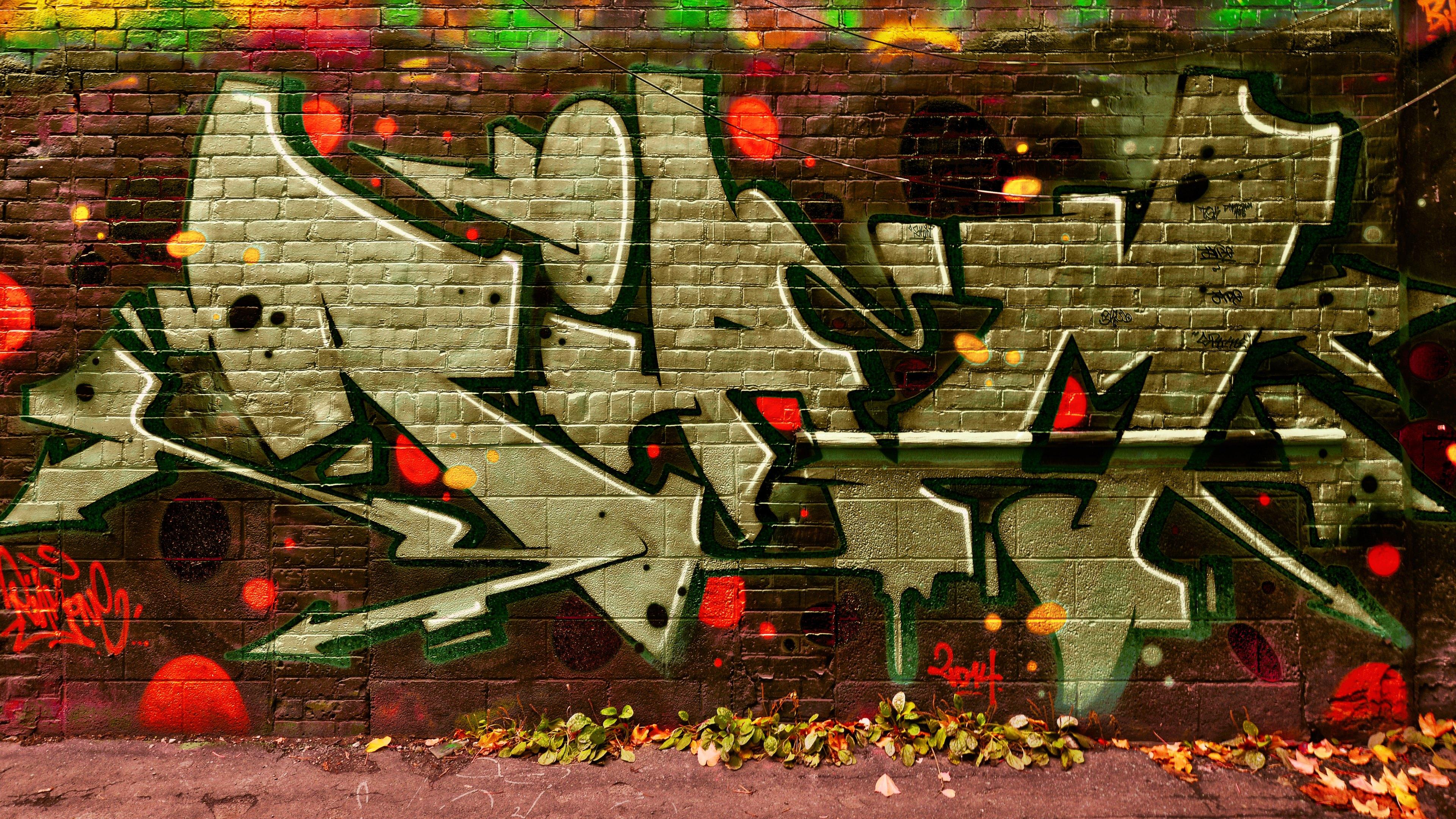 Graffiti wall wallpaper - Wallpaper Graffiti Artwork