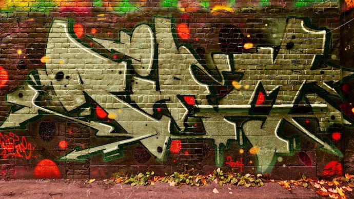 Wallpaper: Graffiti Artwork