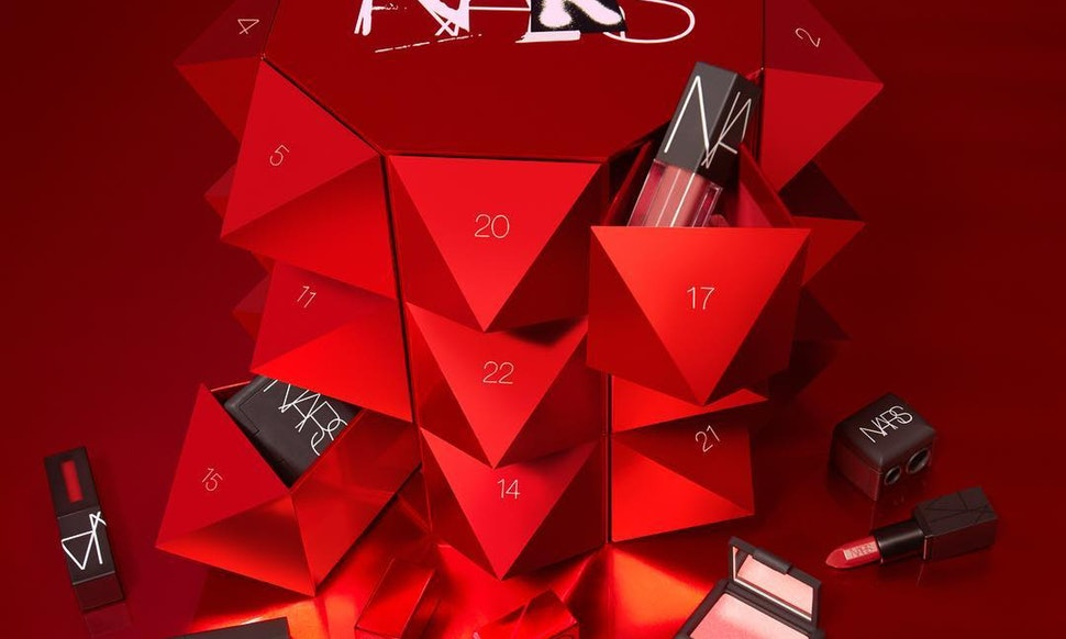 calendrier avent 2018 nars