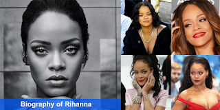 Biography of Rihanna, Singer From Barbados