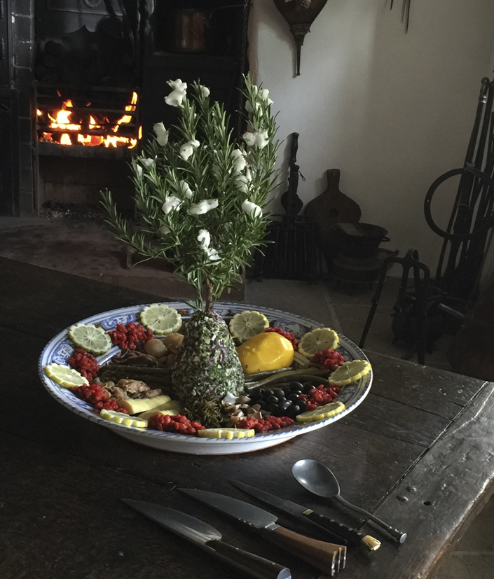Food History Jottings The Grand Feast