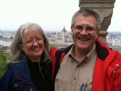 Gary and Carolyn Miller, IMB Eastern Hungary and Budapest Team Leaders