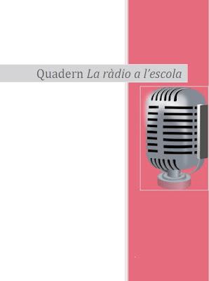 """El quadern """"La Ràdio a l'escola"""""""
