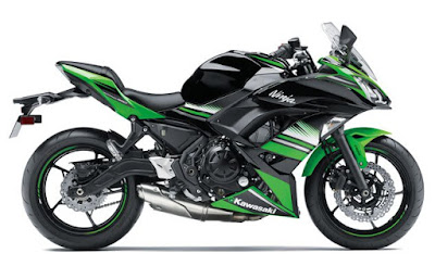 2017 Kawasaki Ninja 650 ABS hd picture