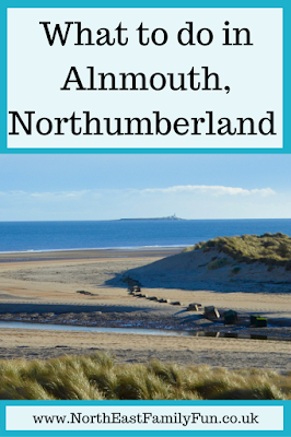 What to do in Alnmouth, Northumberland - 5 reasons to visit with kids