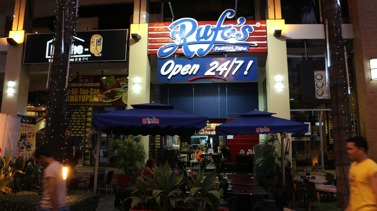 Rufo S A Venue Commits To Maintain The Same Affordable Prices 24 7 Operations And Laid Back Ambiance Of Kalayaan Ave While Offering Safer