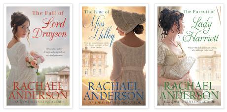 Tanglewood series by Rachael Anderson