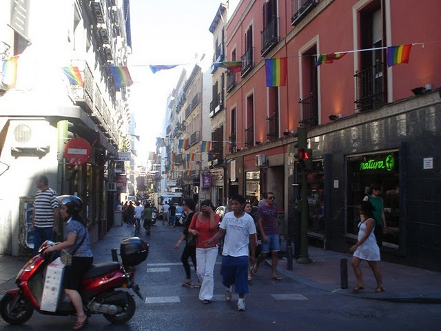 Pregón de las fiestas del Orgullo Gay de Madrid 2011