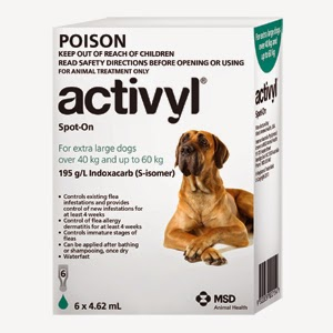 http://www.petsofoz.com/activyl-for-dogs-spot-on-flea-treatment.html
