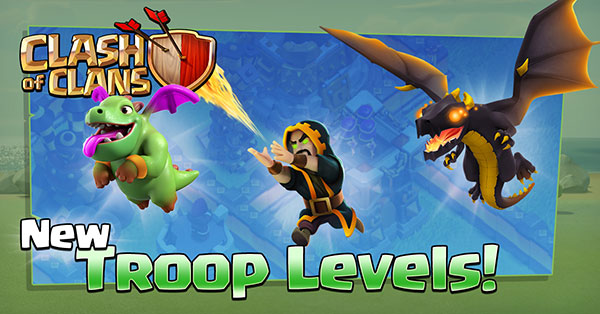 sneak peek 1 new troop and defense levels house of clashers