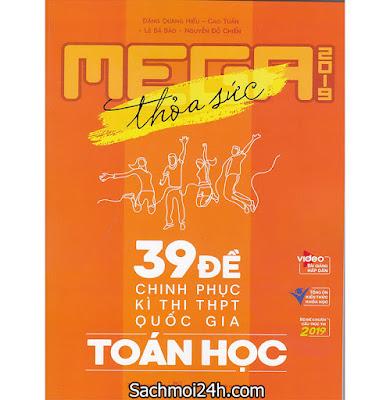 mega toan 2019 pdf
