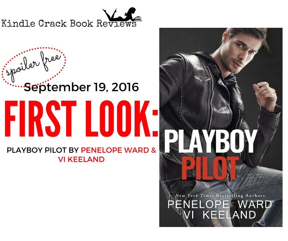 Pilot Vi Home: Kindle Crack Book Reviews Blog: SPOILER FREE REVIEW