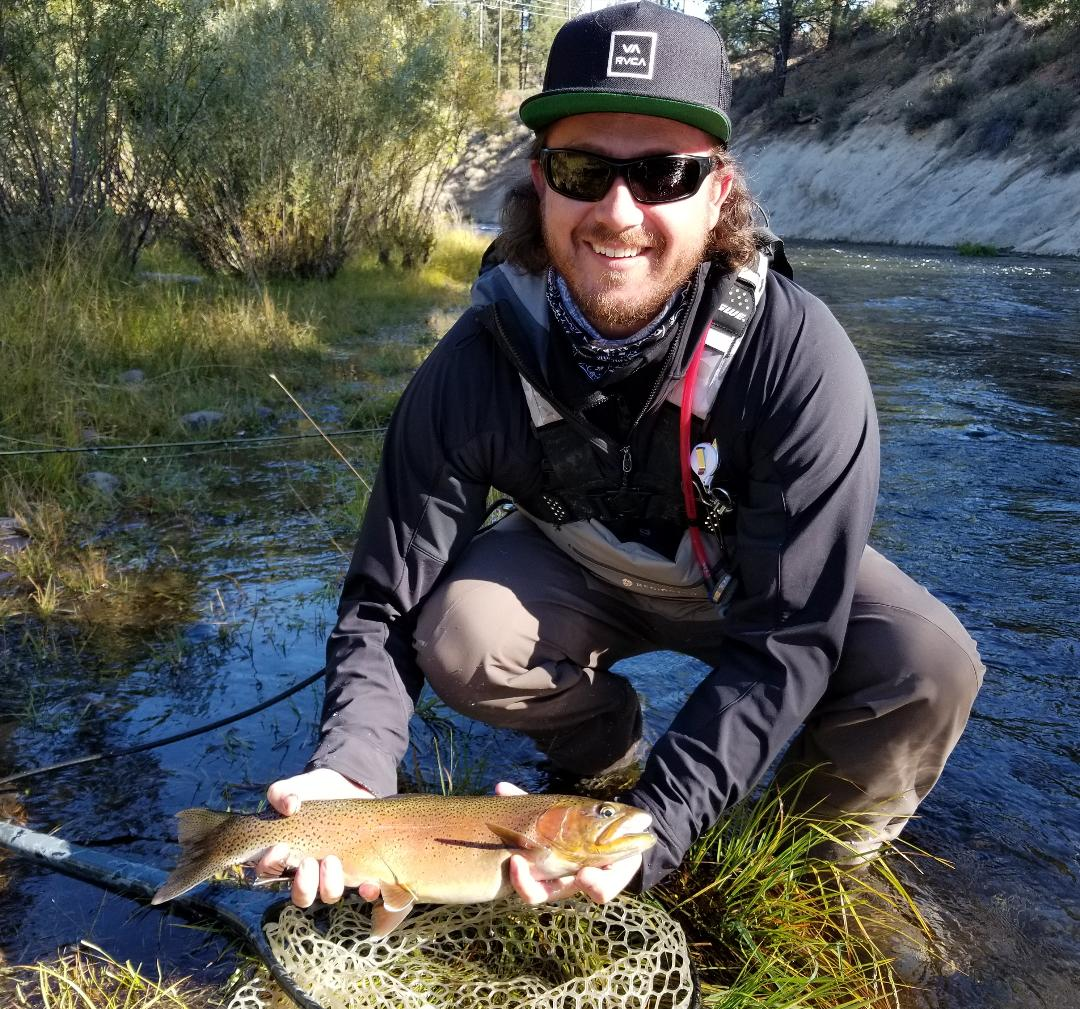 Jon baiocchi fly fishing news for Best trout fishing near me
