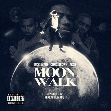 Gucci Mane ft. Akon & Chris Brown – Moon Walk