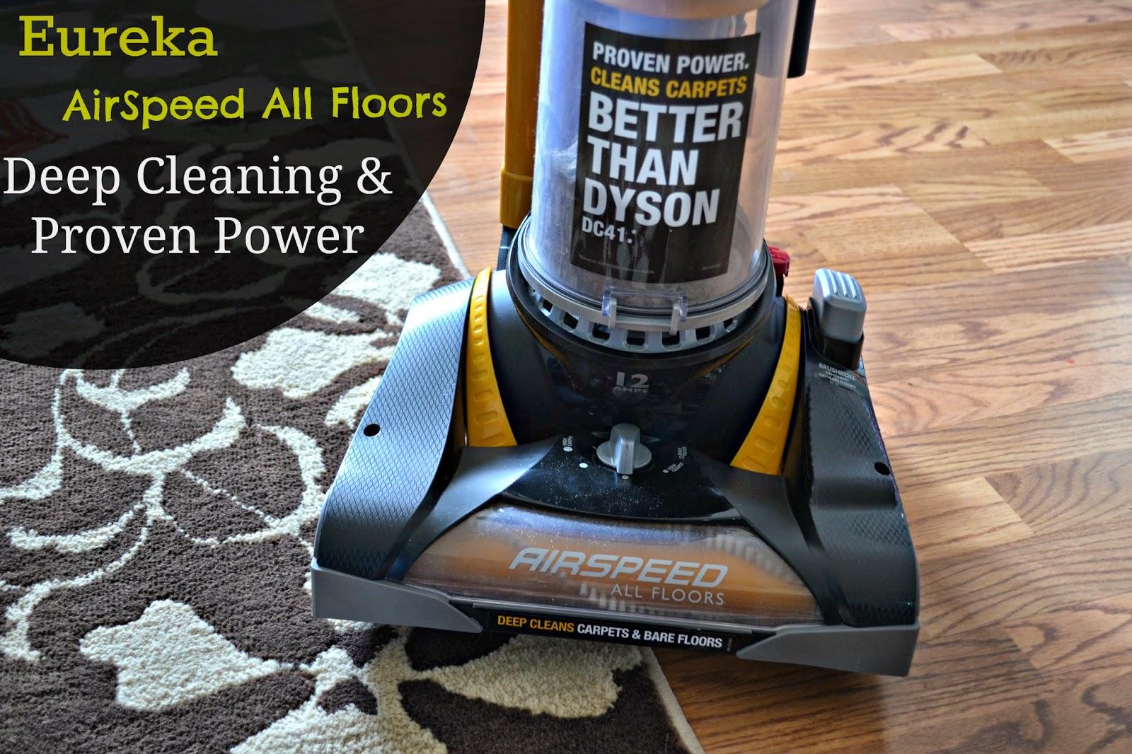 Upgrading To Eureka Airspeed All Floors Vacuum