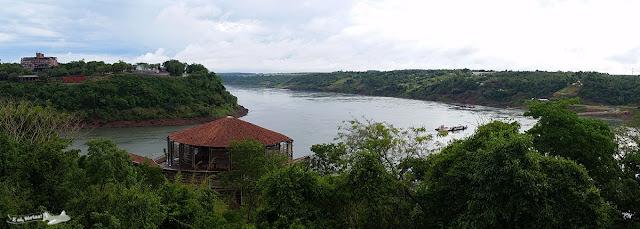 Marco das Três Fronteiras, Marco das Américas, Foz do Iguaçu, Paraná, Argentina, Paraguai